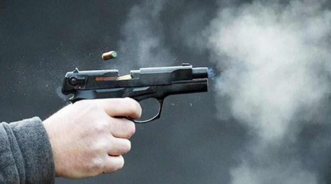 Киянин влаштував стрілянину на вулиці