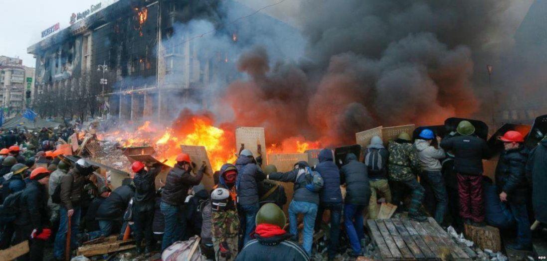 Шість років тому на Майдані загинуло 40 людей