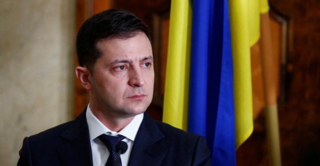 «Бій поблизу Золотого – це спроба зірвати мирний процес на Донбасі», – Зеленський