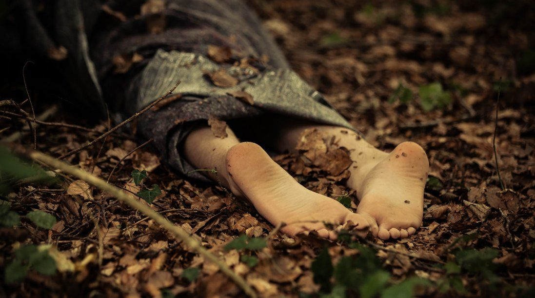У Кривому Розі в пакеті знайшли тіло (фото)