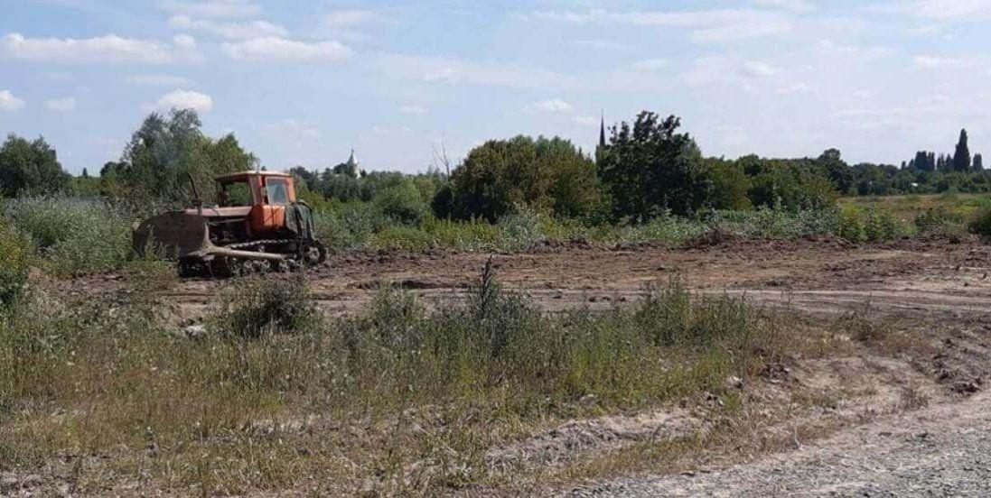 Будівництва не буде, – Недопад про ділянку на Ковельській у Луцьку