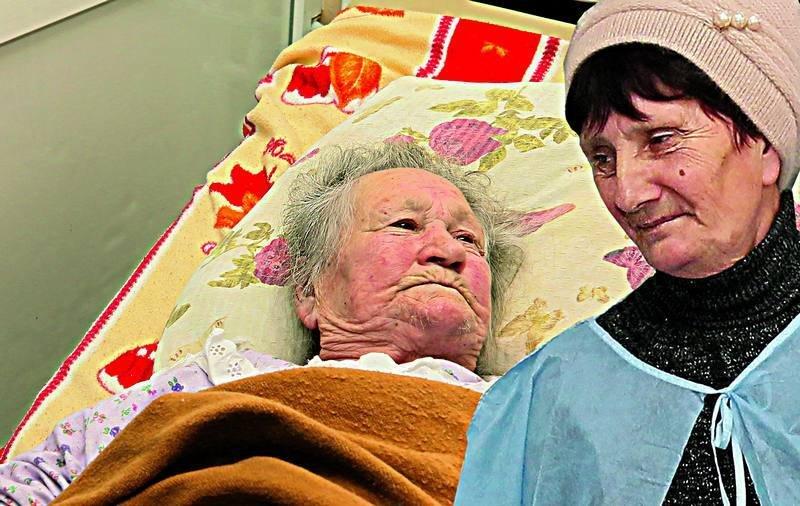 На Вінниччині старенька