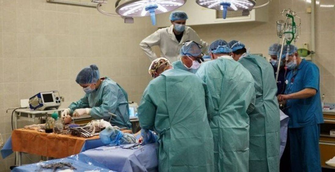 На Волині провели операцію на серці без його зупинки (фото)