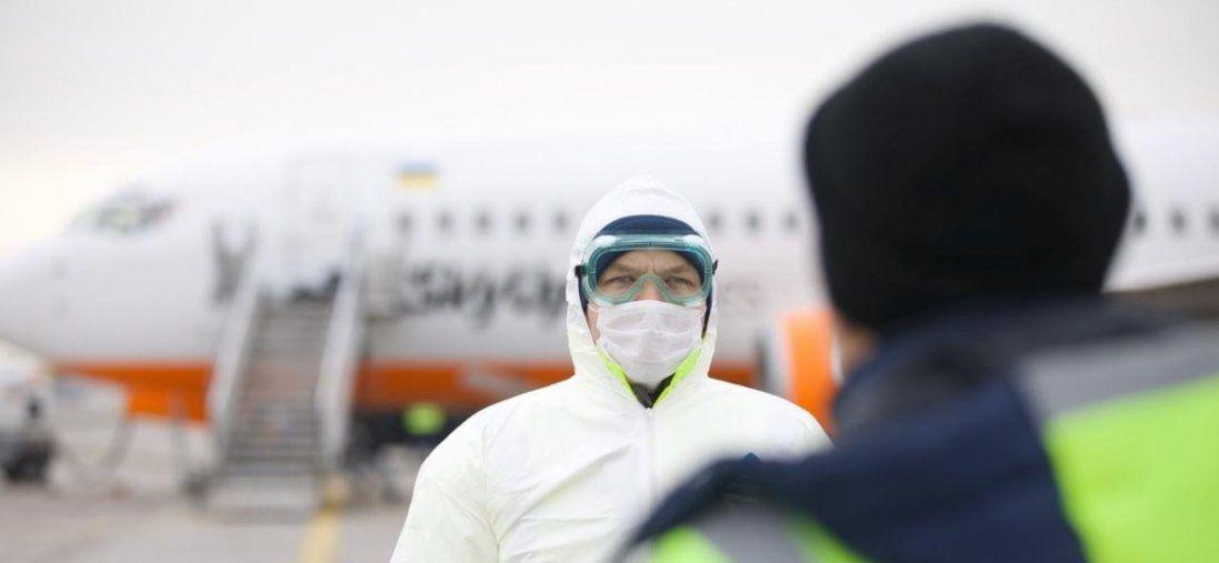 «Люди, яких привезли з Китаю, повністю здорові», - МОЗ