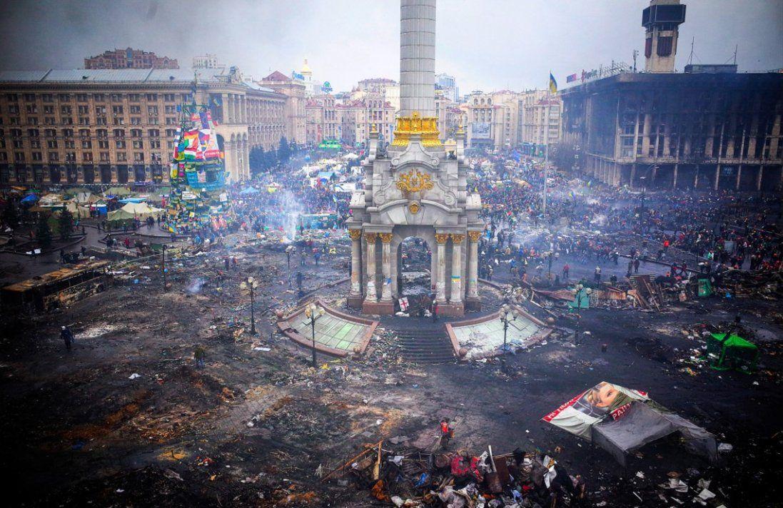 Революція Гідності: ми пам'ятаємо (відео t1.ua)