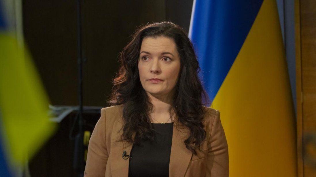 Скалецька мала два тижні жити з евакуйованими, але покинула Нові Санжари
