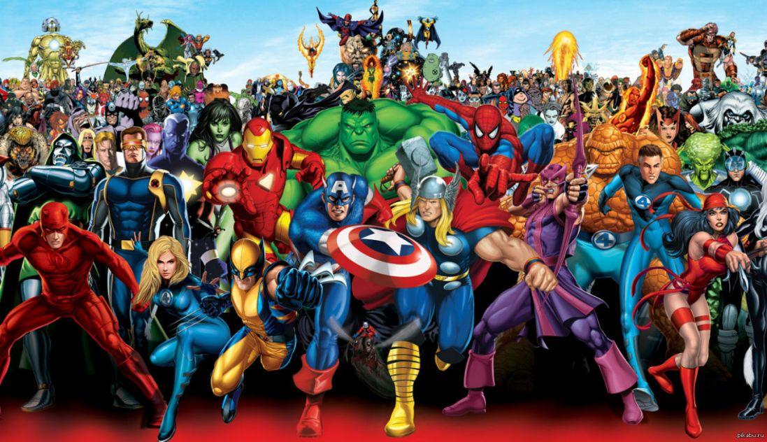 У Луцьку запрошують подорожувати світом Marvel (фото)