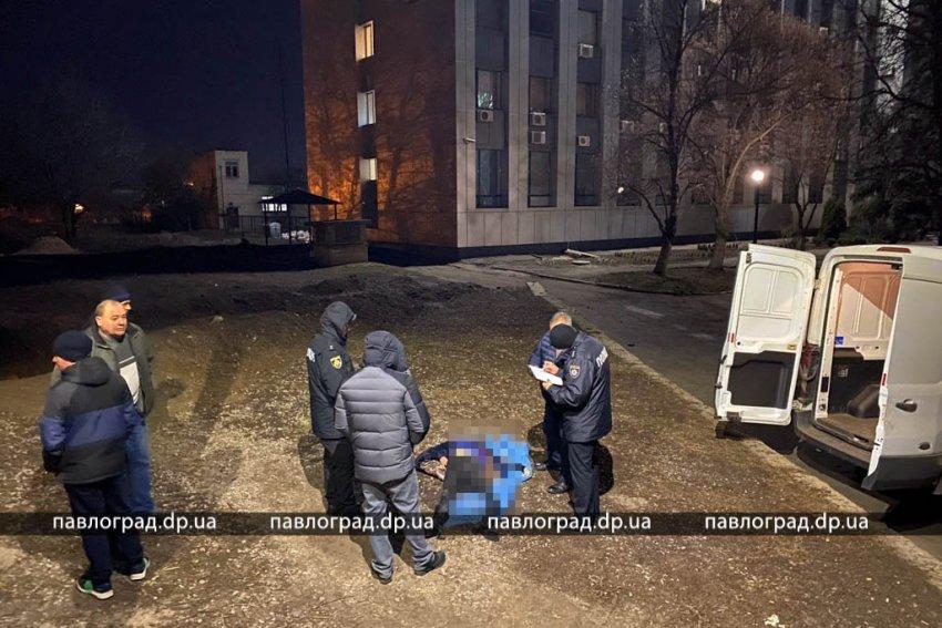 Самогубство в Павлограді