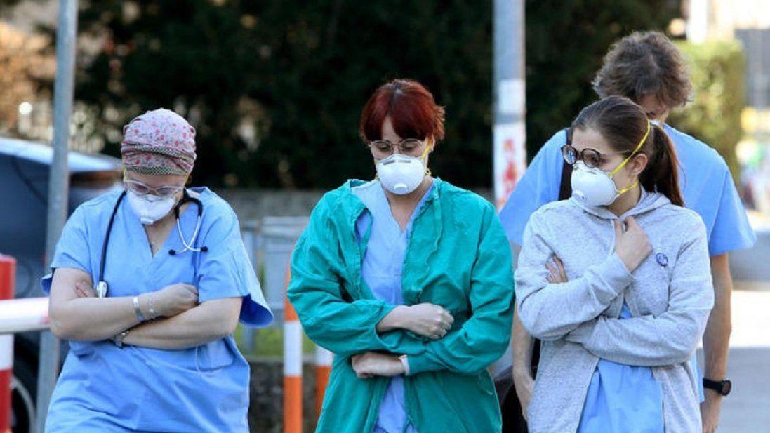 Від коронавірусу помер четвертий італієць