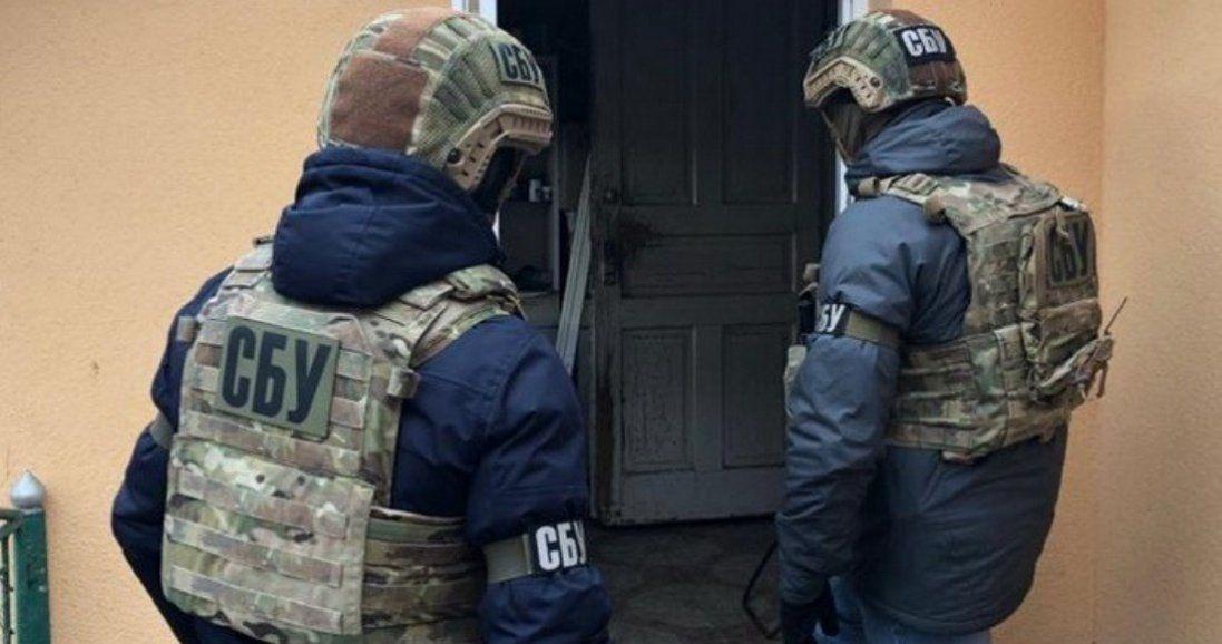 На Львівщині затримали кримінальних авторитетів (фото)