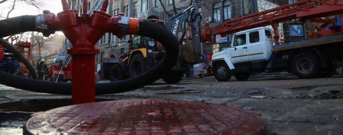 На київський теплотрасі сталася пожежа, загинули троє осіб