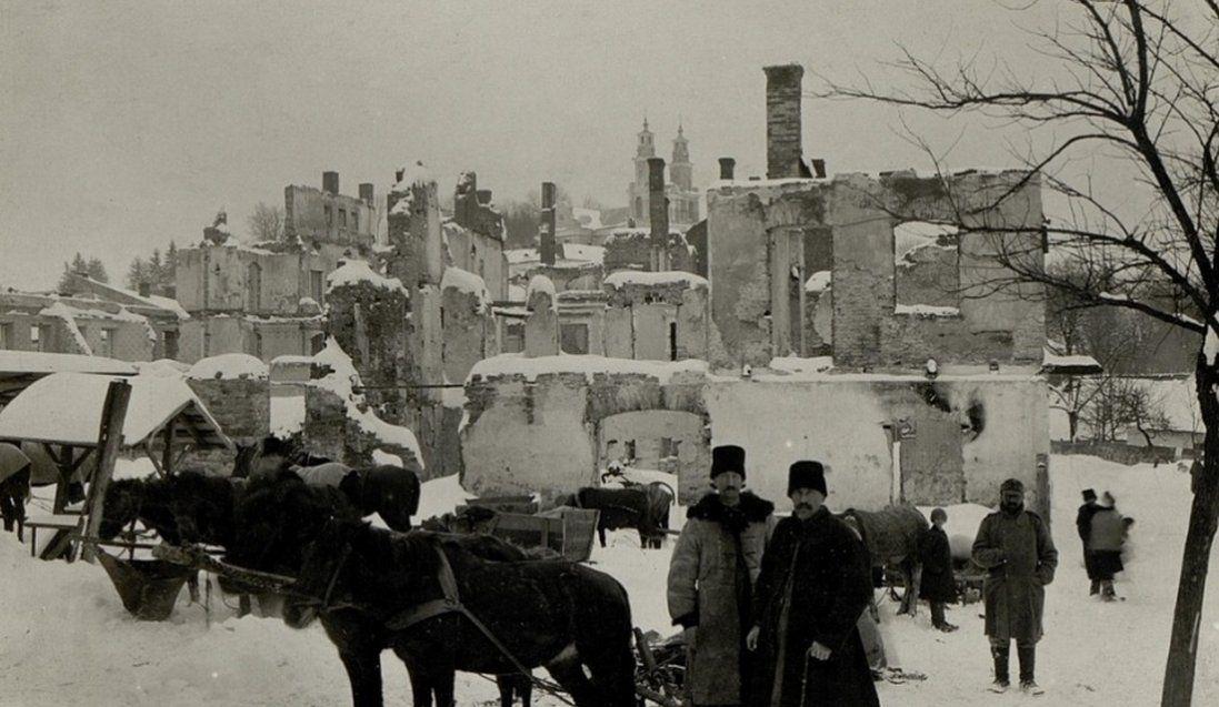 Яким було місто Бучач століття тому (фото)
