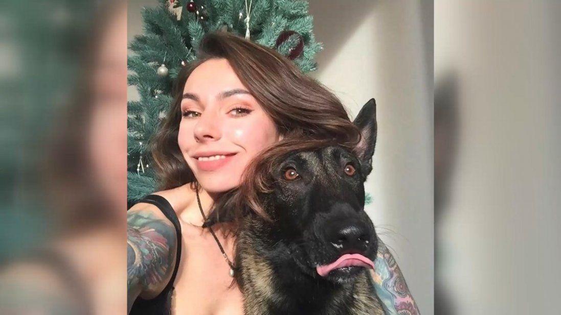 Пішла у Нацгвардію заради собаки