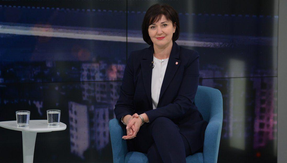 Ірина Вахович: «Олицький замок отримає 6,5 мільйона грантових коштів»
