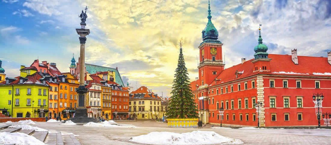 ТОП-20 кращих університетів Варшави