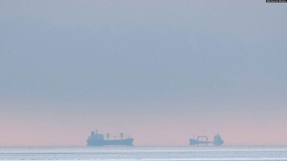 З-під арешту звільнили рибалок, яких захопили в Азовському морі