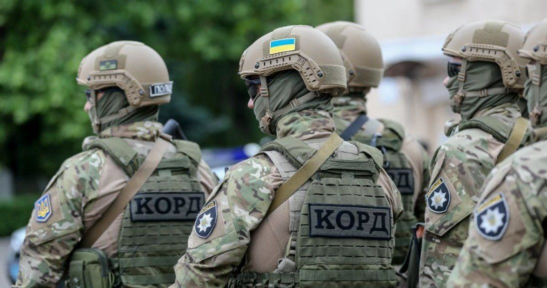 На Київщині КОРД знешкоджував озброєного вбивцю (фото)