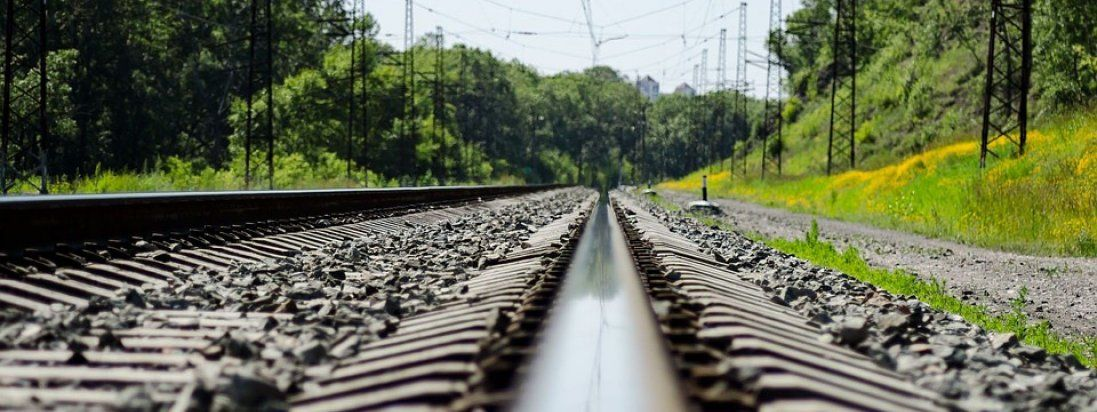 На Житомирщині десятикласниця кинулася під потяг (відео)