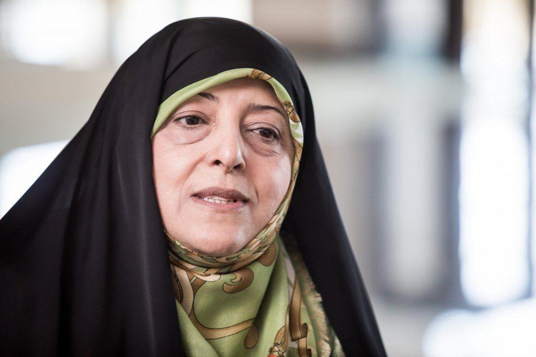 Віцепрезидентка Ірану інфікувалася коронавірусом