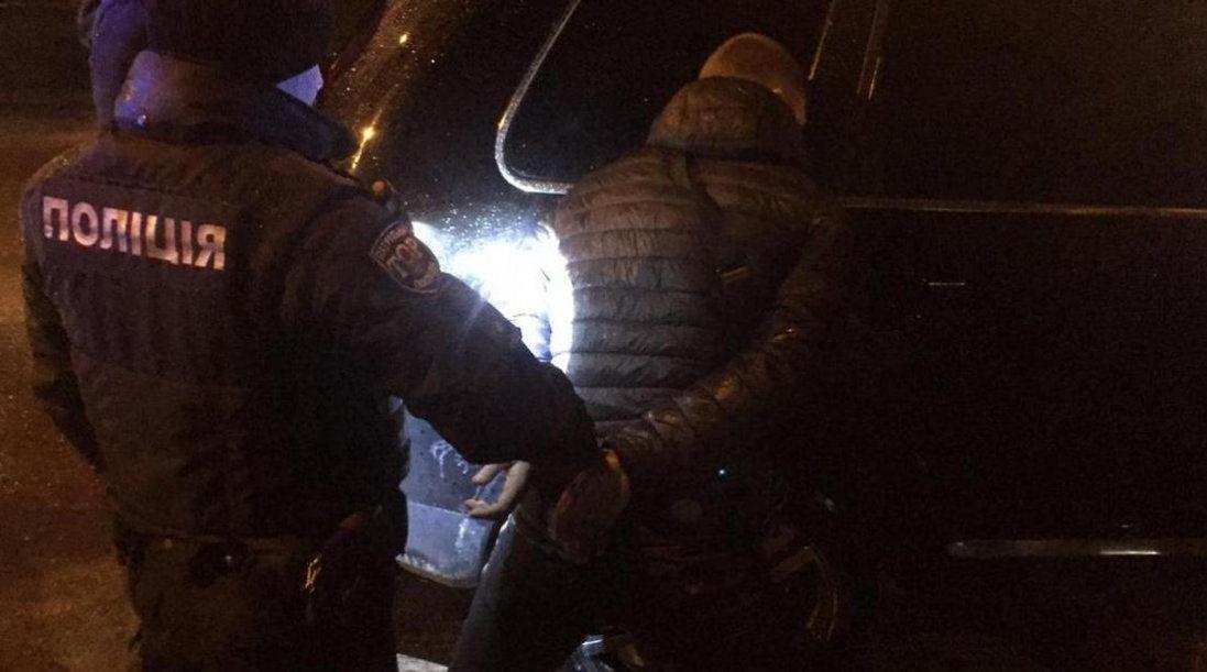 Побили та забрали мільйон: затримали підозрюваних у нападі на лучанина (фото, відео)