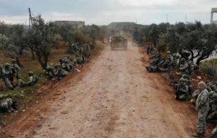 Росія в Сирії атакувала турецьких військових: десятки загиблих (відео)