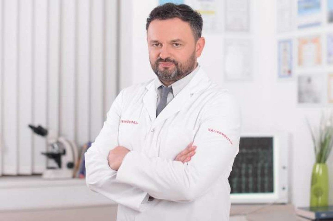 Хірург з Волині Валіхновський порадив заходи безпеки від коронавірусу (відео)