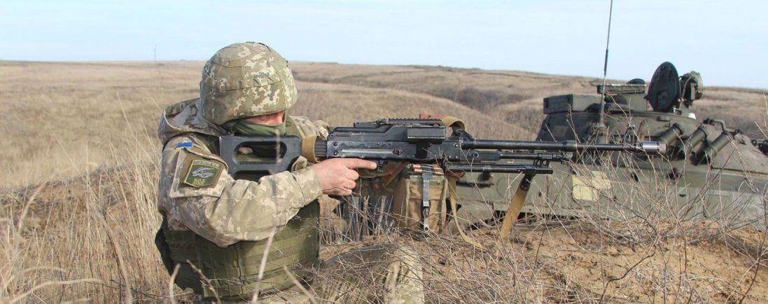 Обстріли на Донбасі: загинув боєць ООС, ще семеро – поранені
