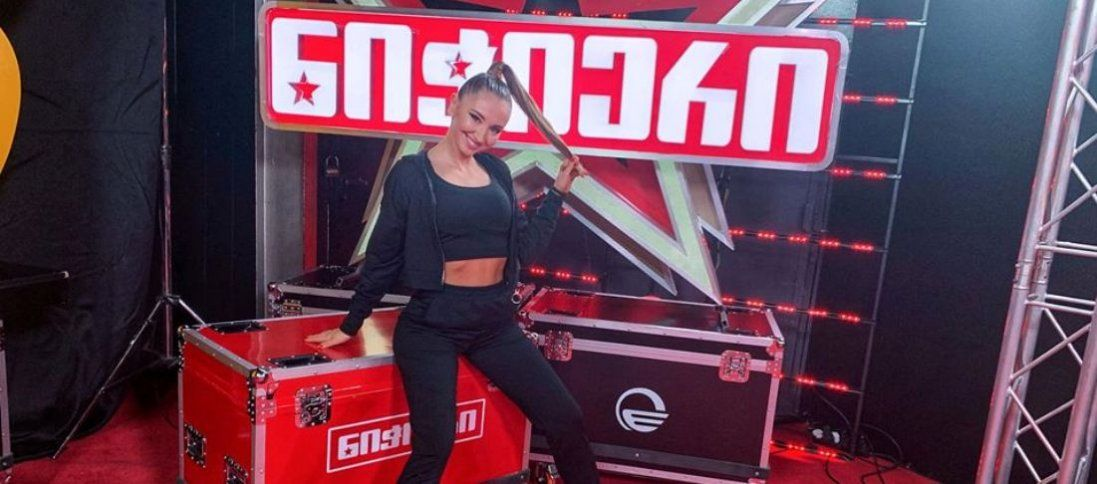 Лучанка стала півфіналісткою шоу «Грузія має талант»