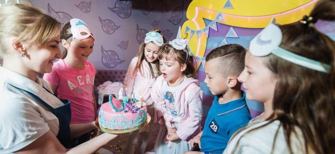 У «Промені» влаштовують незабутні святкування дитячих подій (фото)