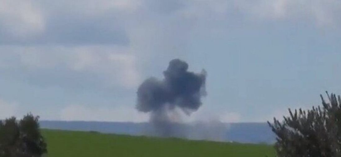 Опублікували відео збитого Туреччиною російського Су-24 (відео)