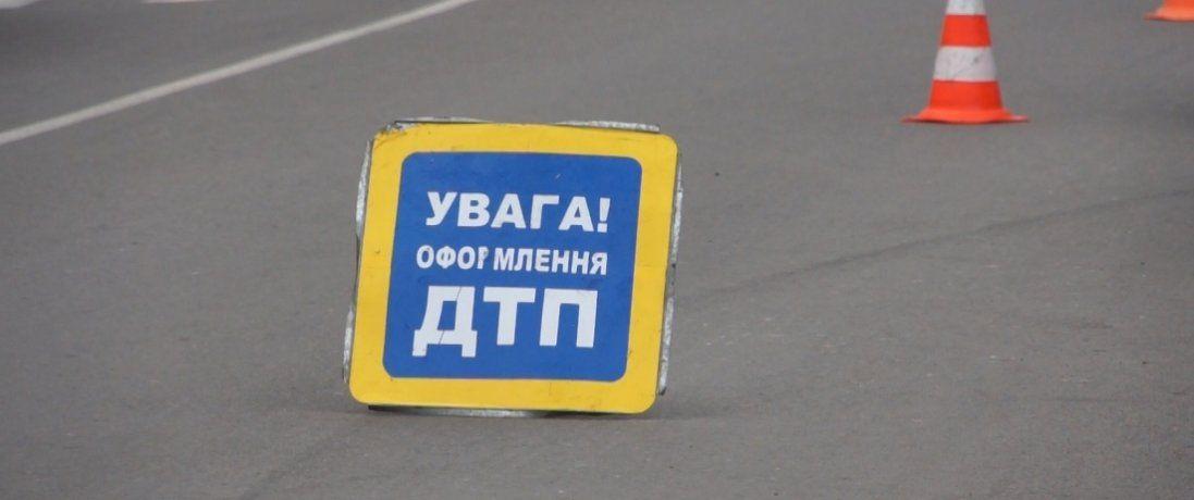 У Луцьку зіткнулися Renault та Lada: утворився затор (фото)