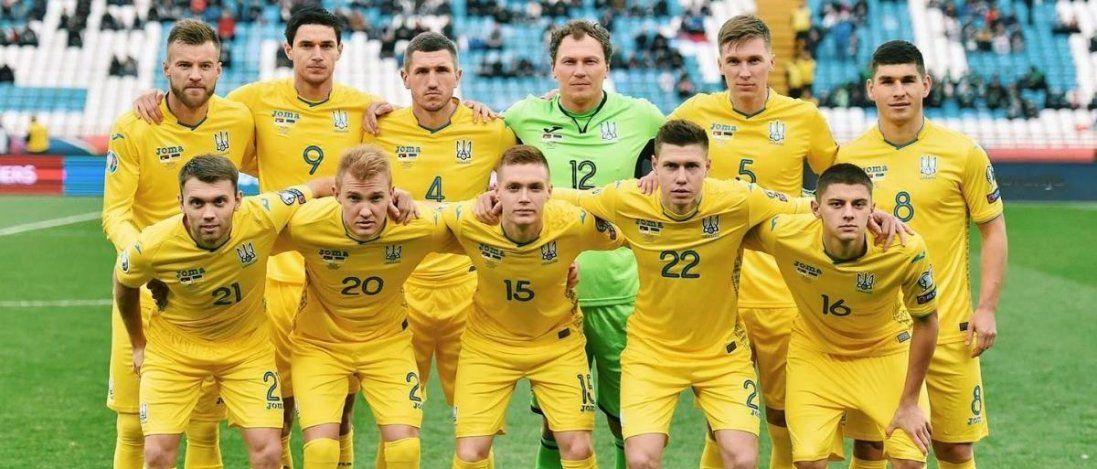 Групи Ліга націй-2020 та в яку потрапила Україна