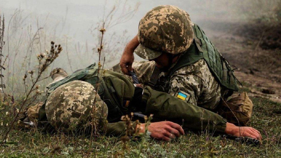 На Донбасі загинув український військовий, ще четверо отримали поранення