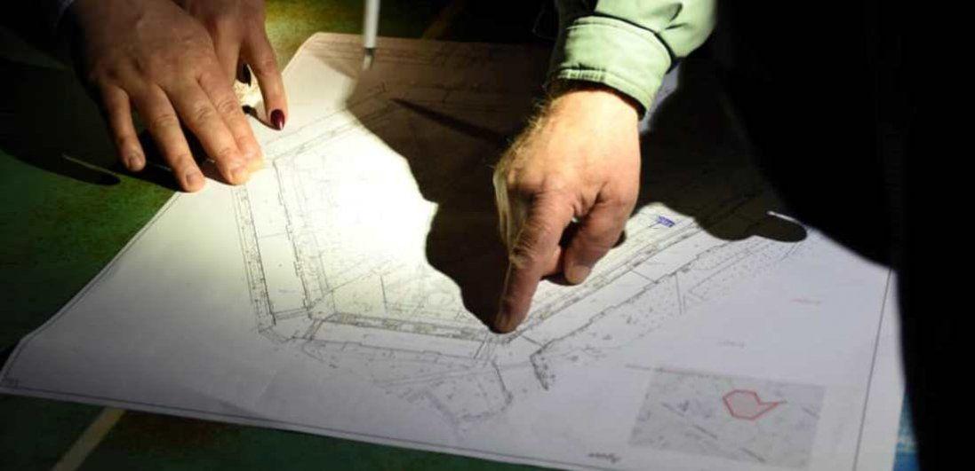 Як ремонтують прибудинкову територію в Луцьку на Соборності (фото)