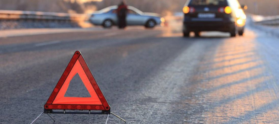 У Києві п'яний водій скоїв аварію на очах у патрульних