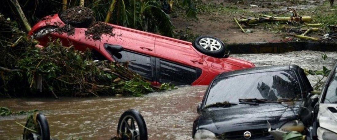 У Бразилії через негоду загинули люди
