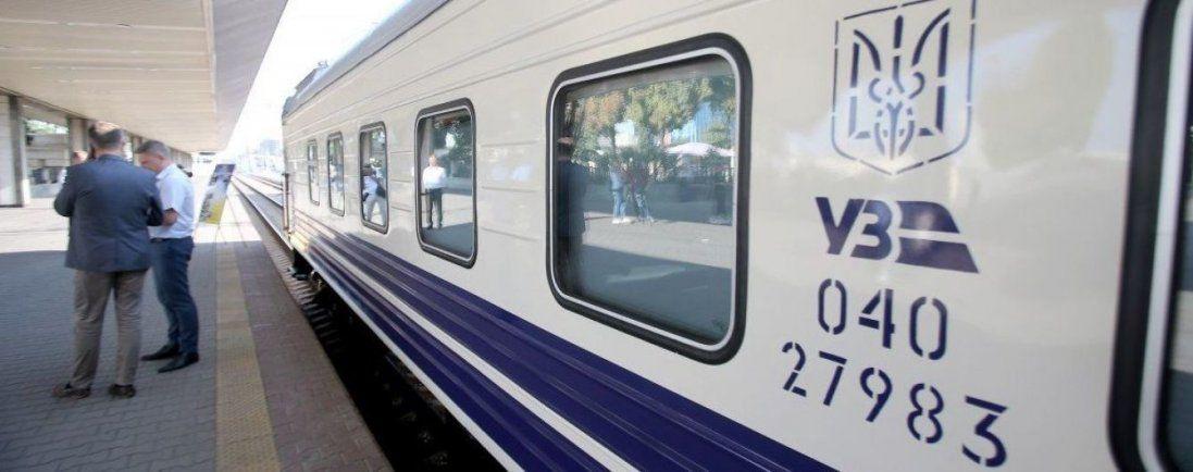 Поліцейські супроводжуватимуть пасажирів у потягах «Укрзалізниці»