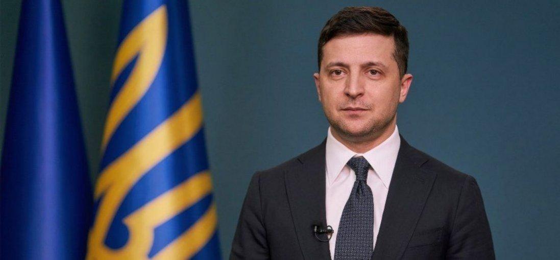 Зеленський натякнув на звільнення Генпрокурора Рябошапки