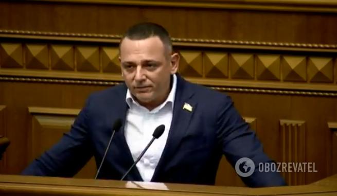 Максим Бужанський виступив проти Рябошапки