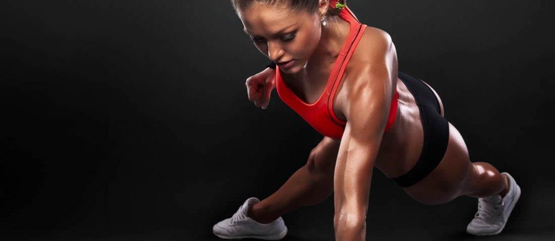 5 вправ, що спалюють жир краще ніж біг