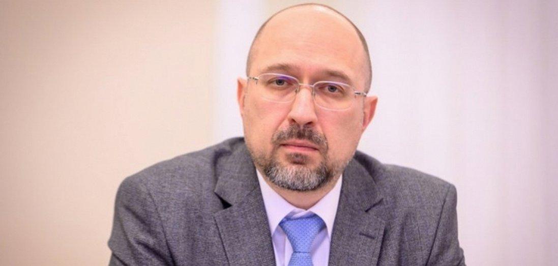 Як Шмигаль виправдовувався за слова про подачу води в Крим