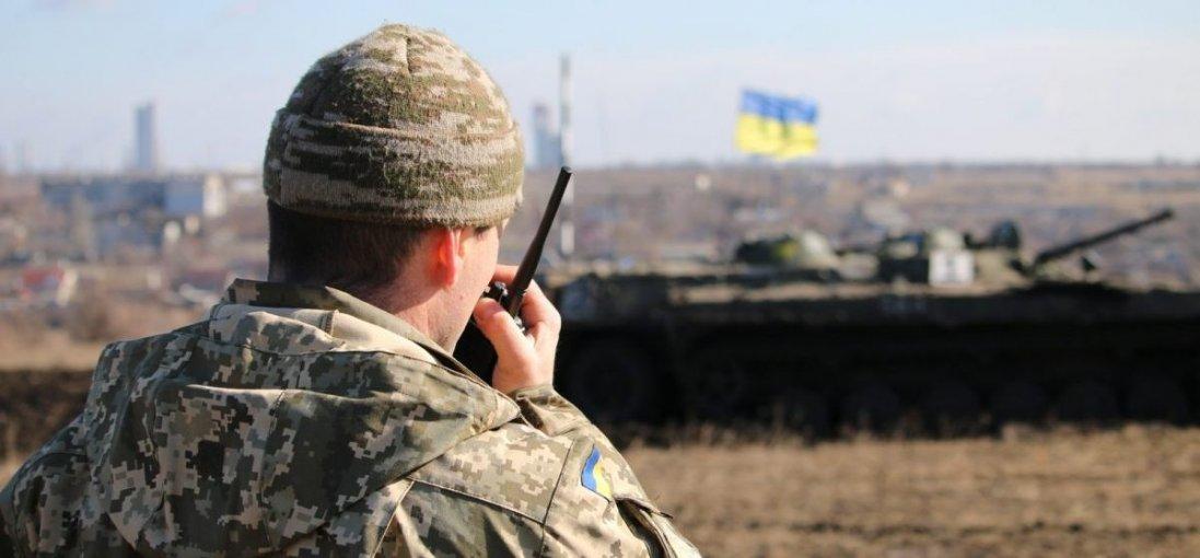 На Донбасі загинув військовий, ще троє отримали поранення