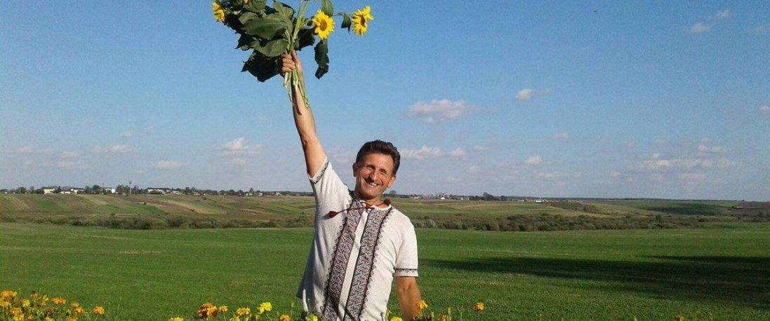 Квіткар з Волині взяв участь в шоу «Суперінтуіція»