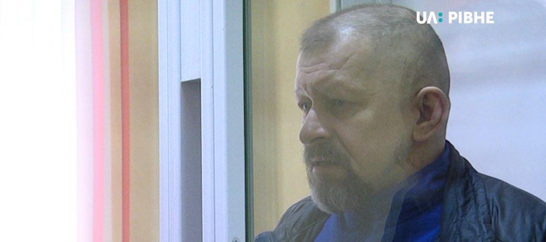 У Рівному кілеру, який вбив ветерана АТО, присудили 12 років