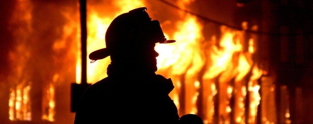 Волинянин втретє підпалив свій будинок (фото, відео)