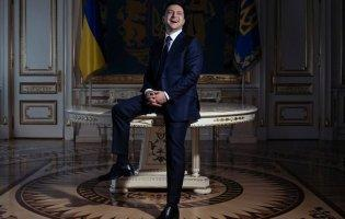 Інтерв'ю Володимира Зеленського The Guardian
