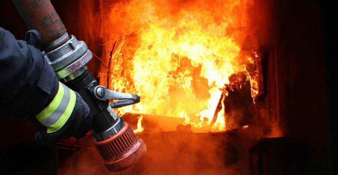 На Волині в пожежі загинула 85-річна жінка