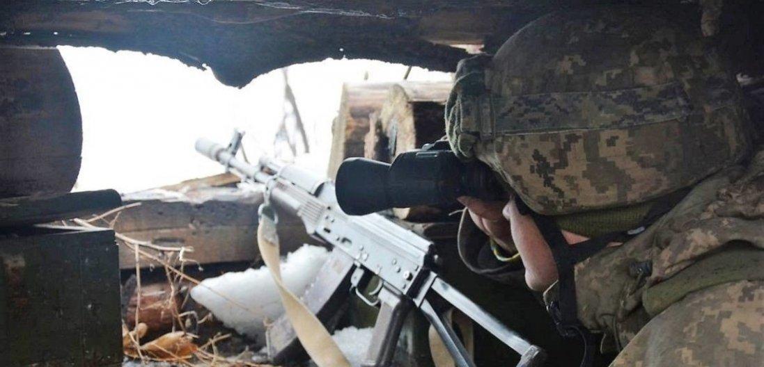 На Донбасі – масштабний терористичний обстріл ЗСУ, є загиблий і поранені