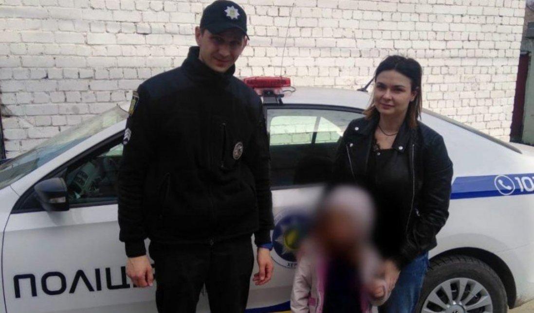 У Херсоні мати облила 6-річну доньку холодною водою і виставила на вулицю (фото)