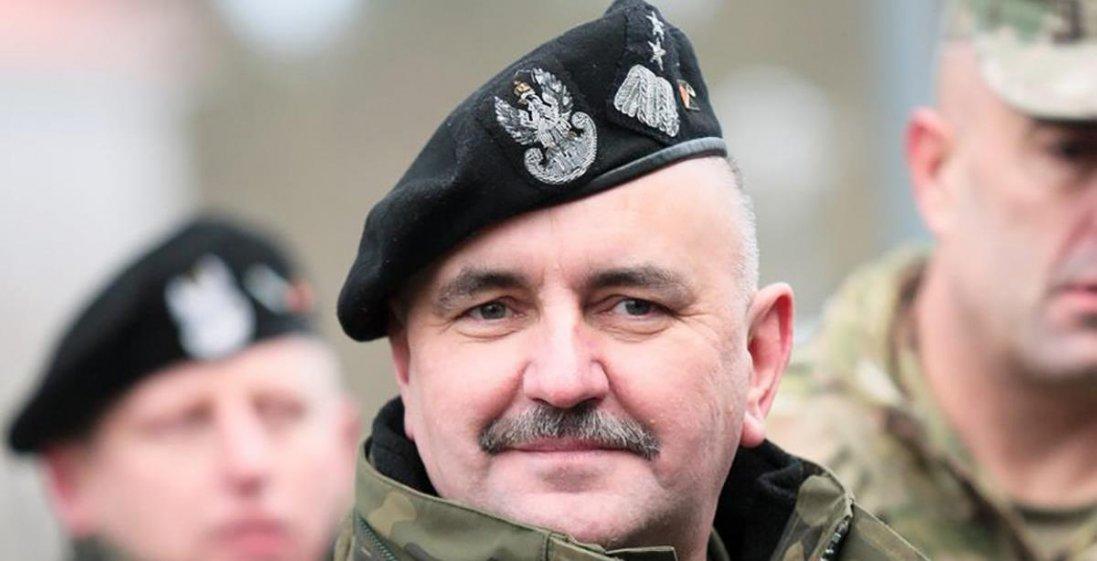 У Польщі коронавірус «підхопив» командувач Збройними силами